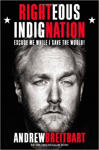 Andrew Breitbart: 1. Righteous Indignation: Excuse Me While I Save the World! 2. The Politics of Hollywood 3. Breitbart @2011 RightOnline 4. Hating Breitbart 2012 [Trailer]
