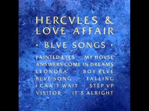 Hercules & Love Affair- Falling